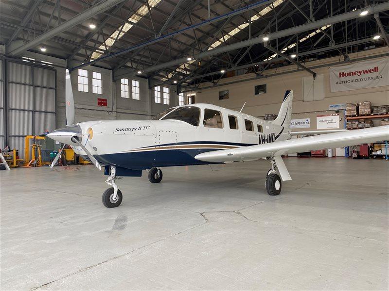 2004 Piper Saratoga II TC Aircraft