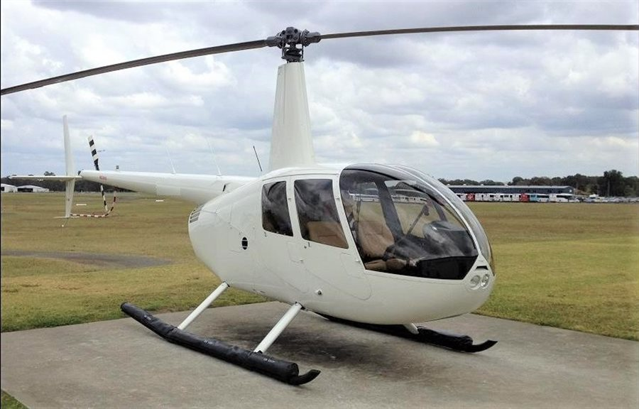2021 Robinson R44 Clipper II Helicopter
