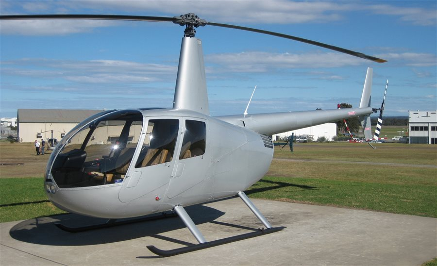 2021 Robinson R44 Raven II Helicopter