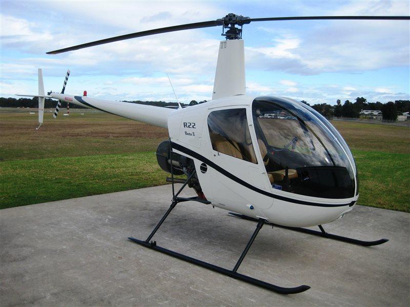 2021 Robinson R22 Beta II Overhauled Helicopter
