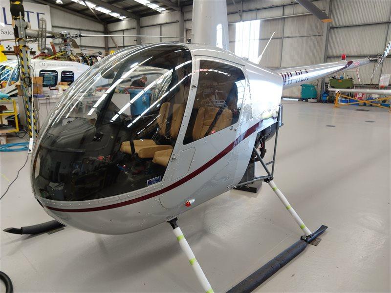 2019 Robinson R22 Beta II Overhauled Helicopter