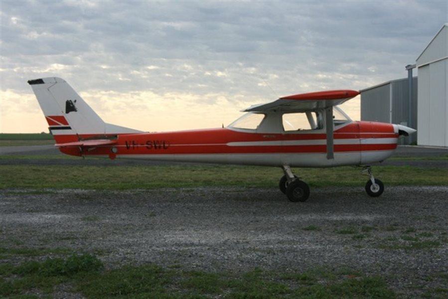 1968 Cessna 150 Aircraft