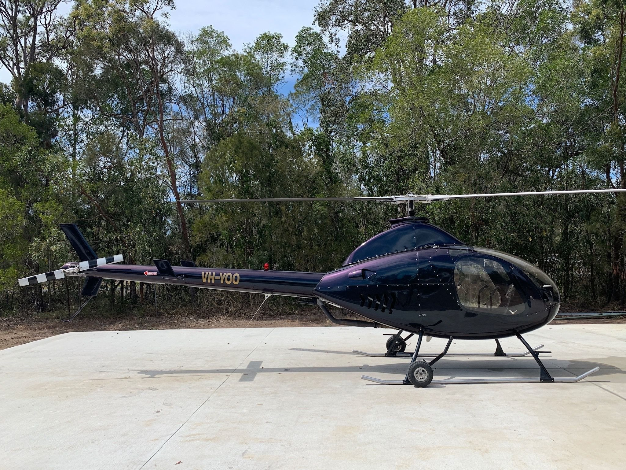 1999 Rotorway Executive 162F Aircraft