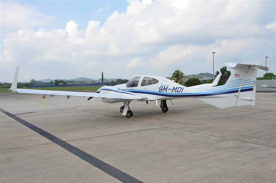 2013 Diamond Twin Star DA42
