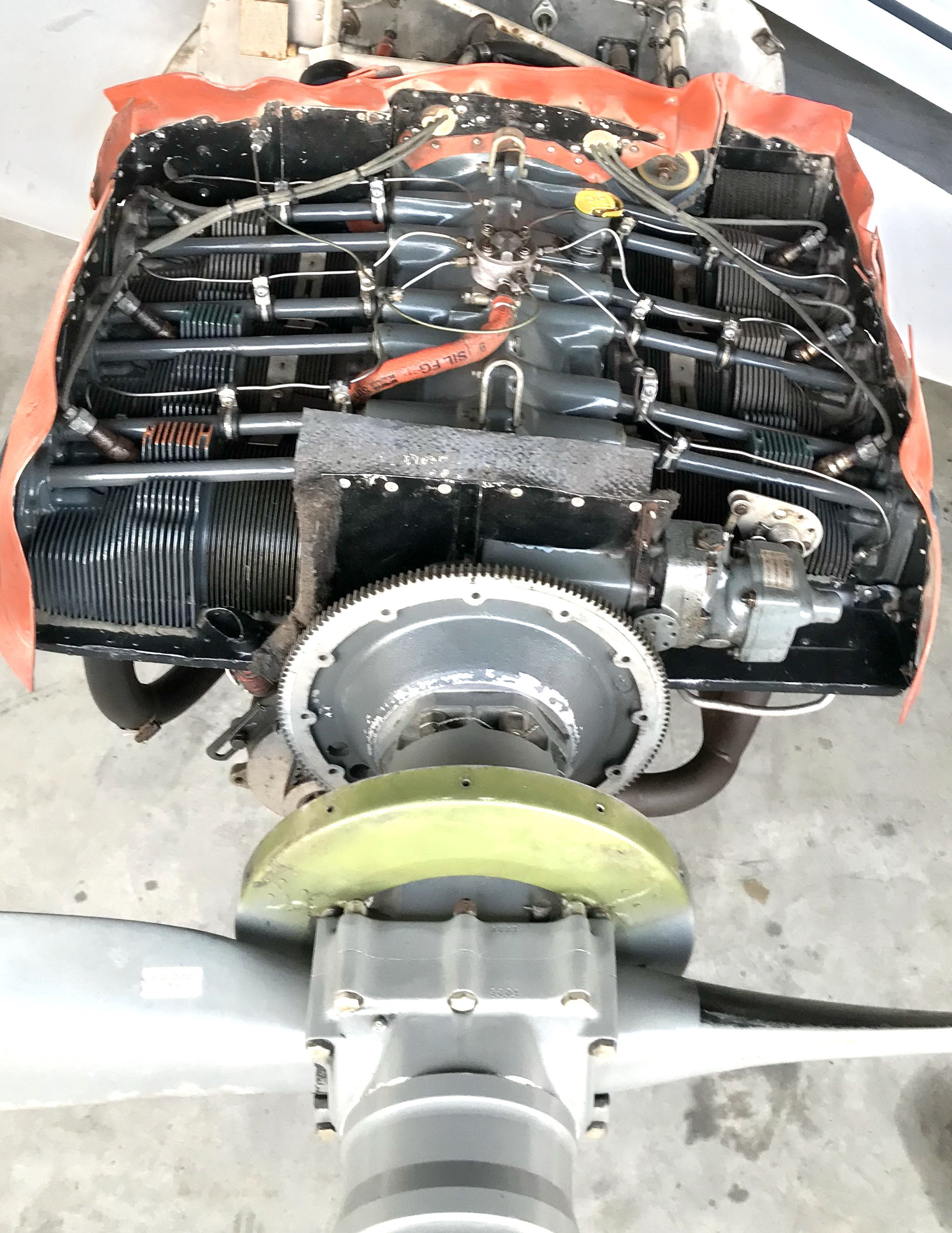 1970 Piper Aztec F PA23-250 Parting out