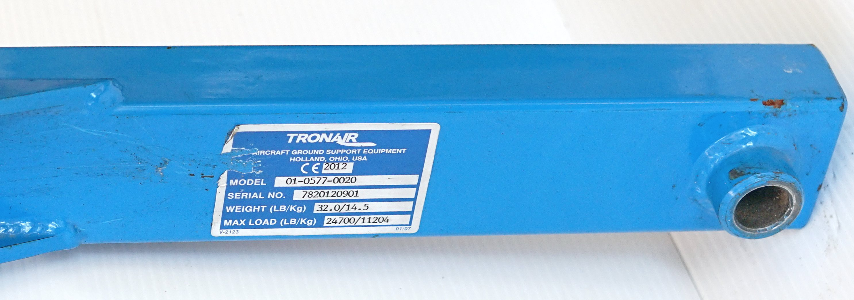 Ground Support Equipment - Tronair 01-0577-0020 Attachment for EuroCopter