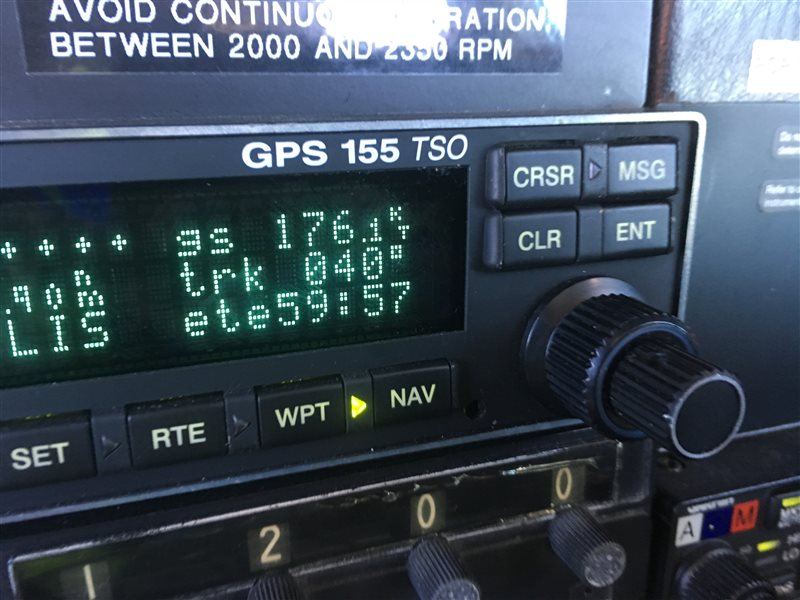 good cruise speed with some tail wind 1975 Mooney Mark 20F Executive