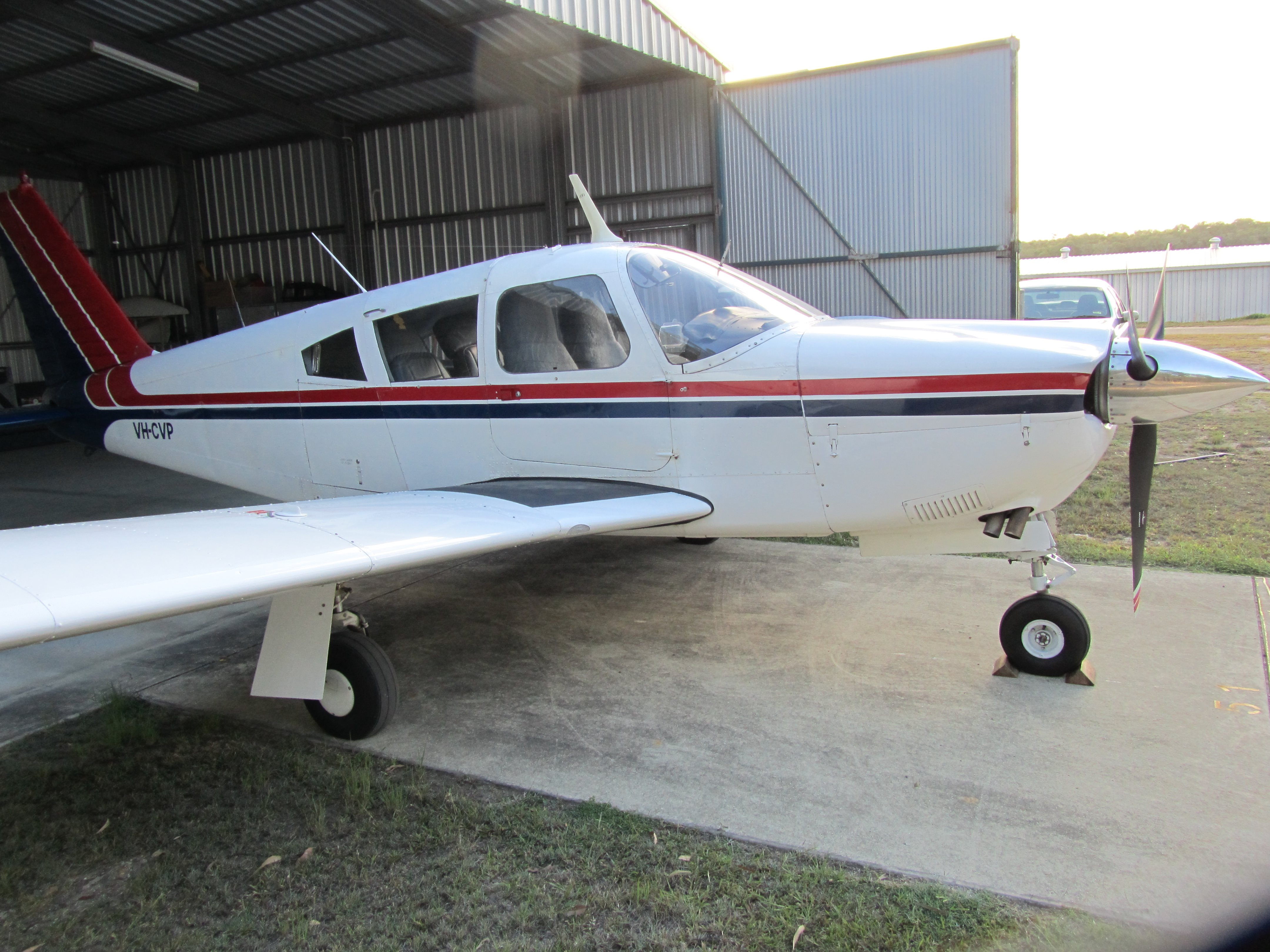 1968 Piper Arrow 180
