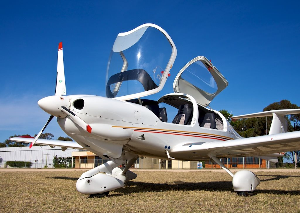 2003 Diamond DA40 TDi