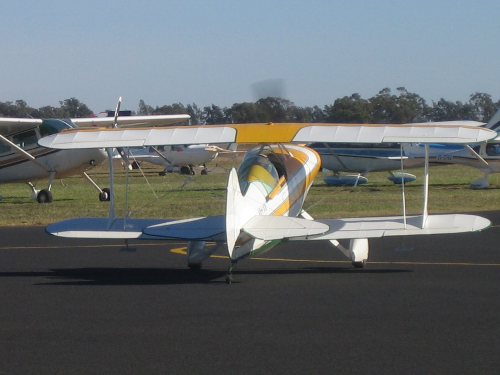 1984 Aero Pitts Special S1SE
