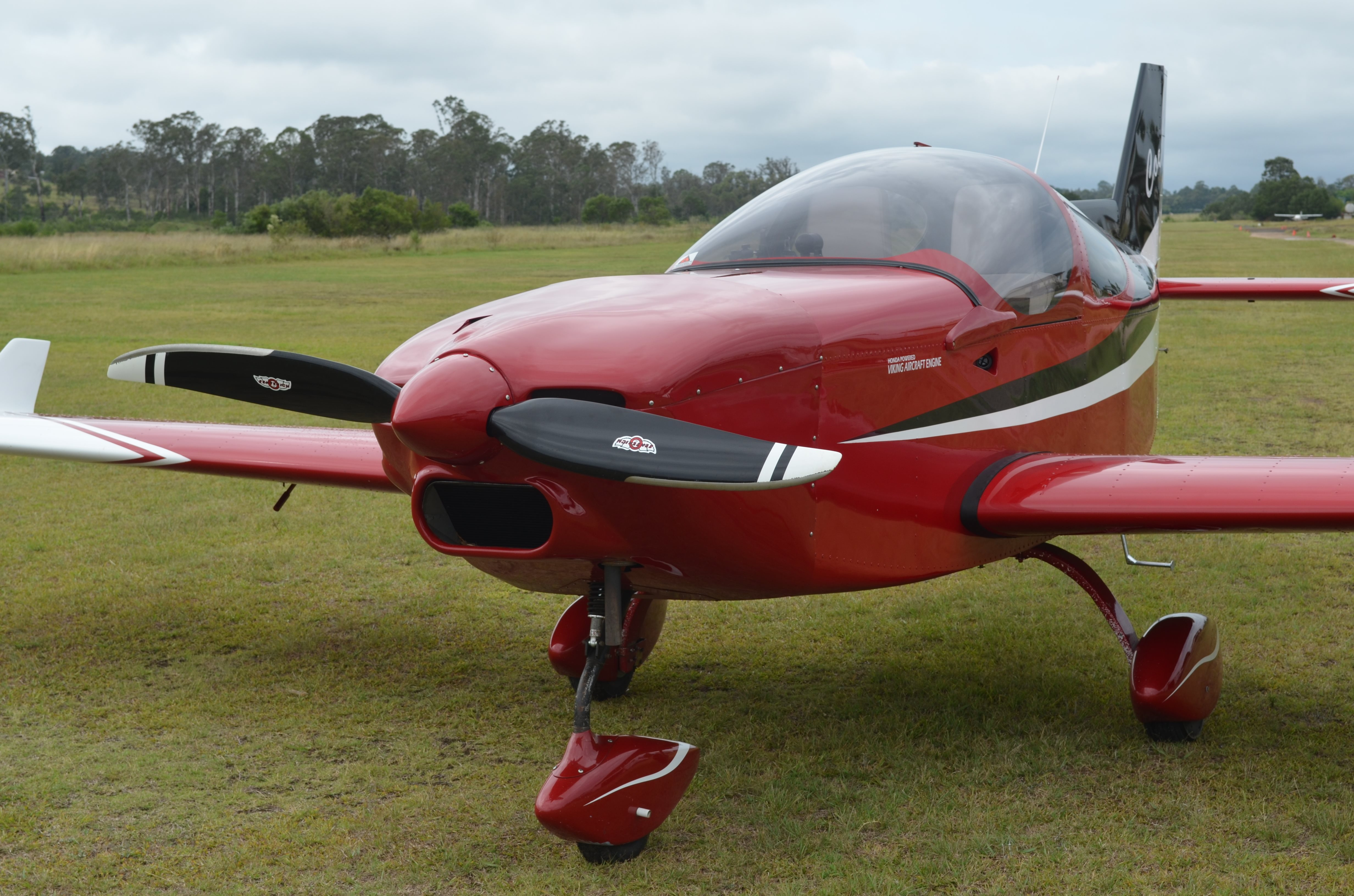 2014 Aero Wedgetail Aircraft Cougar (Formally Morgan Aeroworks)