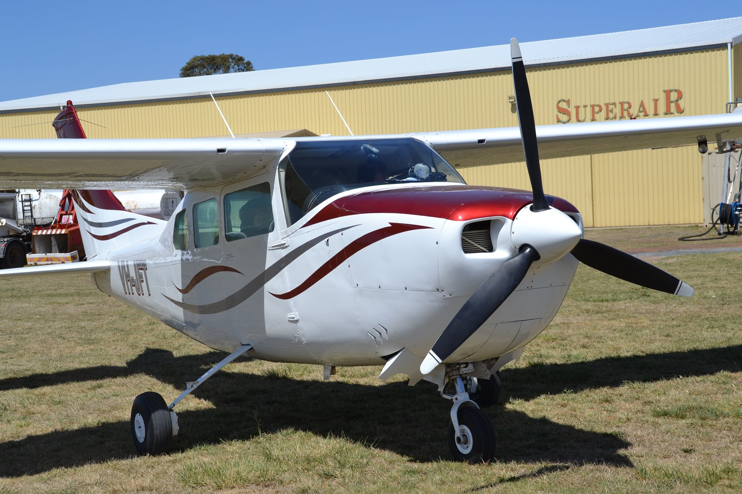 1968 Cessna 210 J Model (previous image)