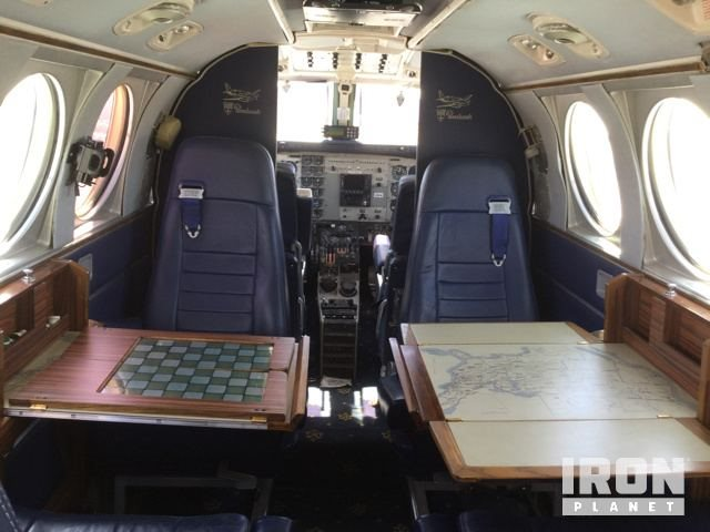 1975 Beechcraft King Air C90
