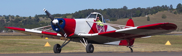 1964 Piper Pawnee PA25-235 (250hp) - front quarter