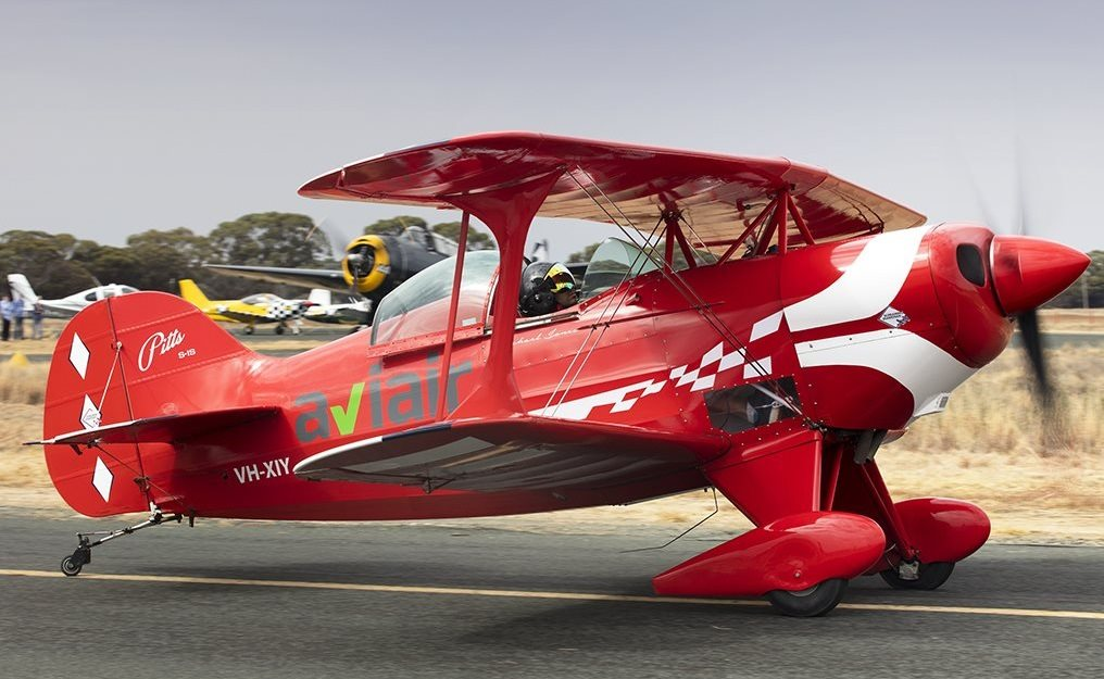1976 Pitts Special S1 SE Aircraft