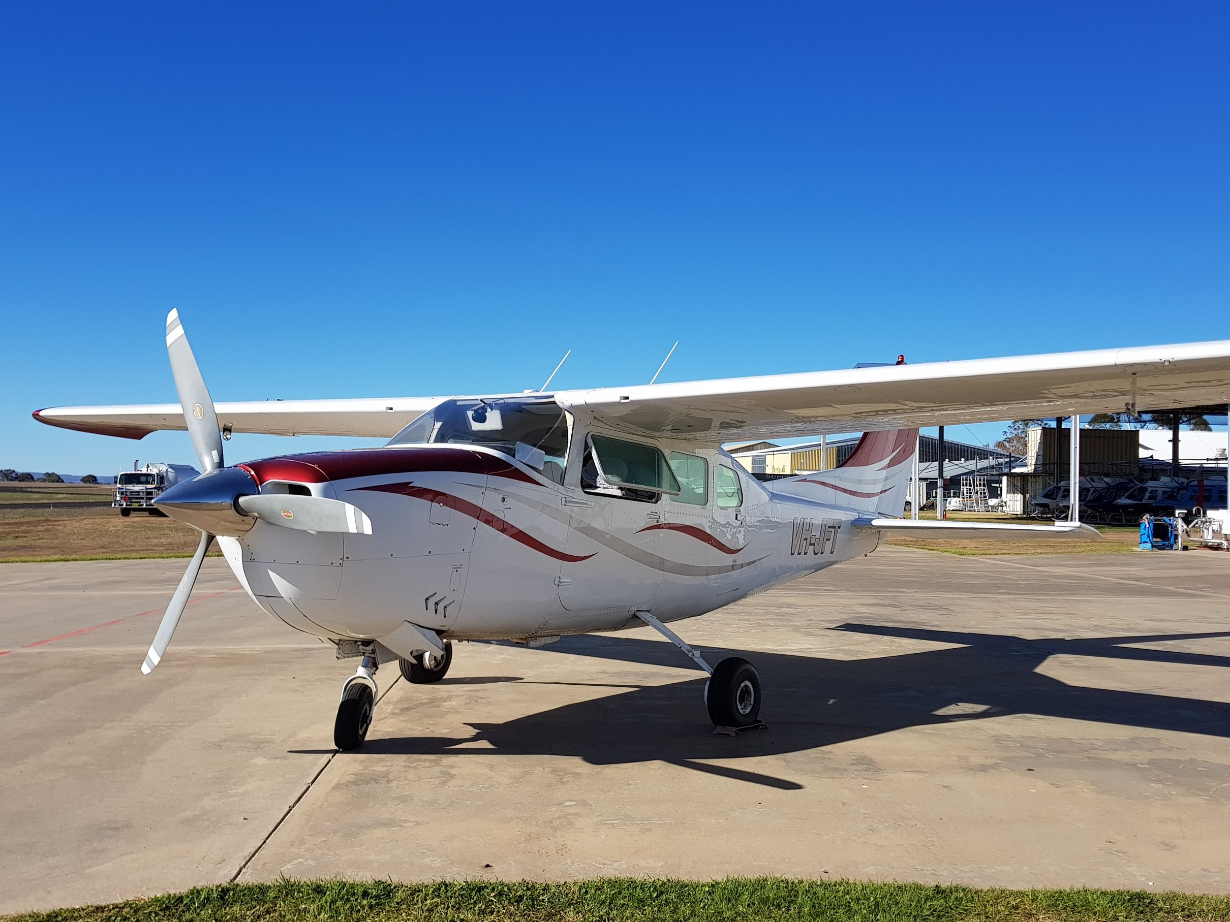 1968 Cessna 210 J Model (current image)