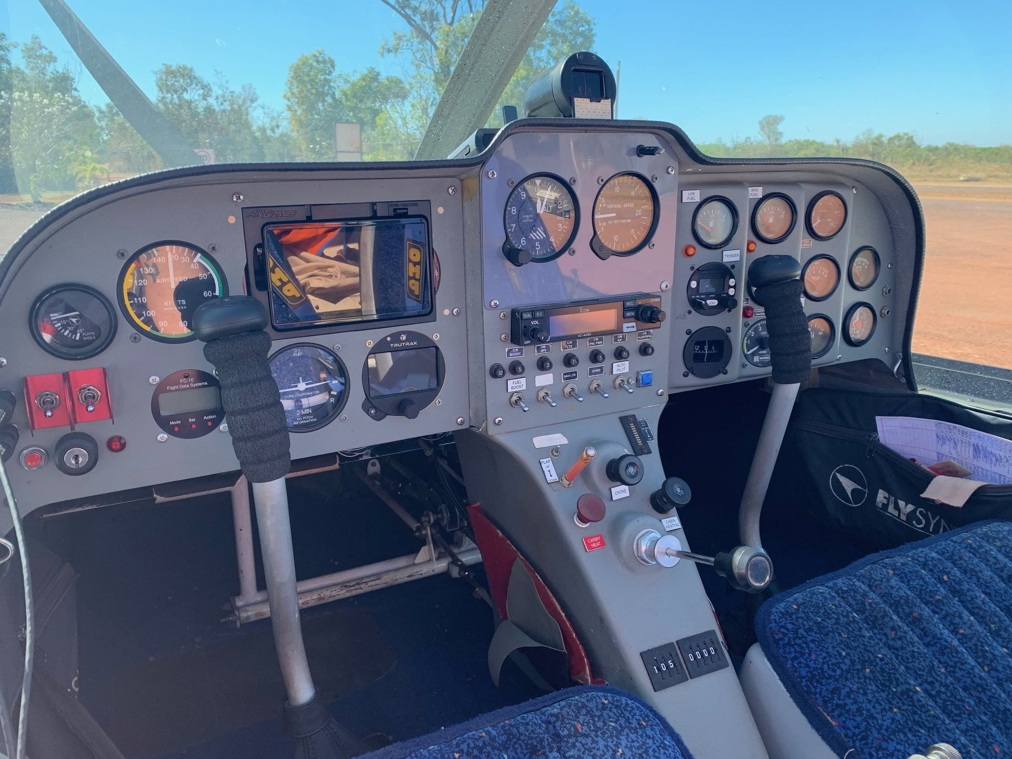 2006 Fly Synthesis Texan Top Class 550