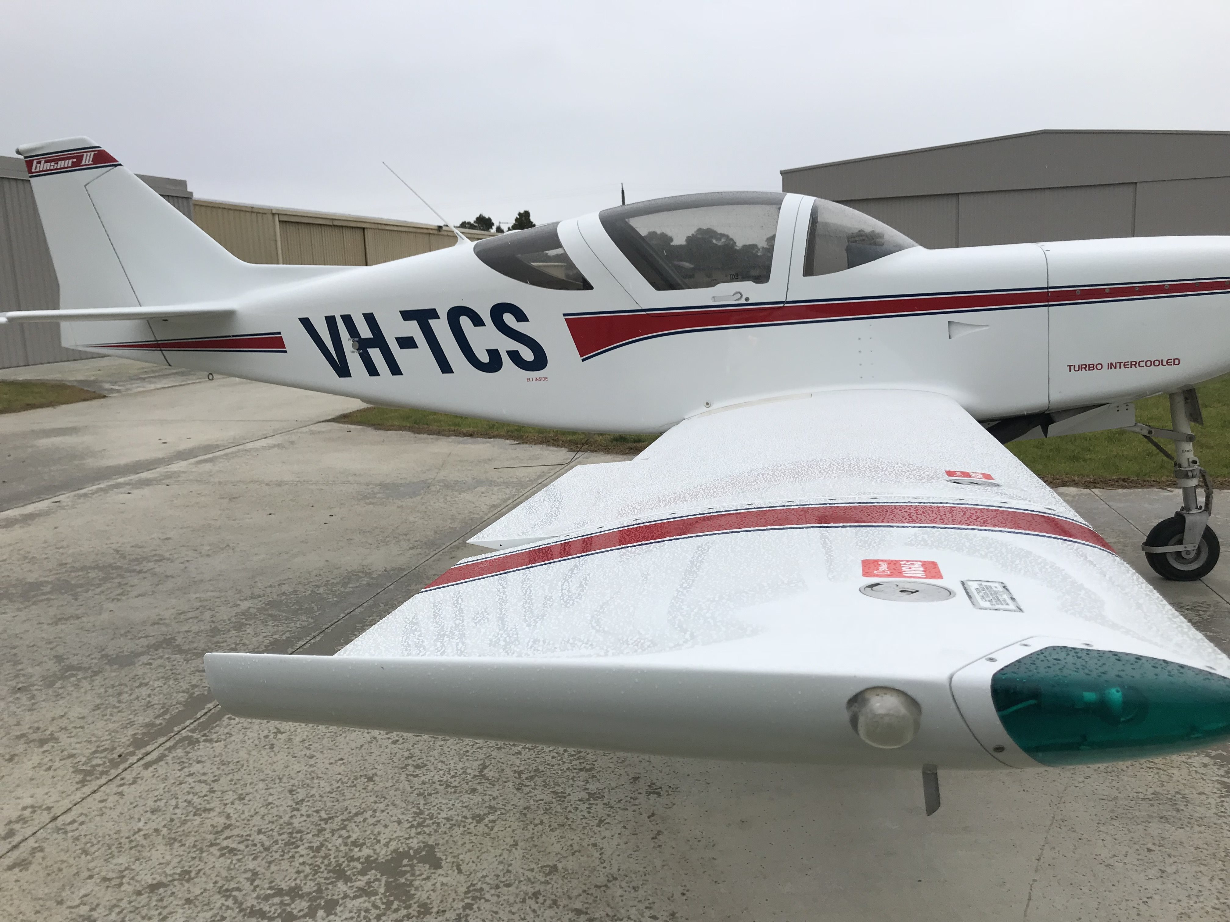 1998 Stoddard-Hamilton Glasair 3 Super Turbo