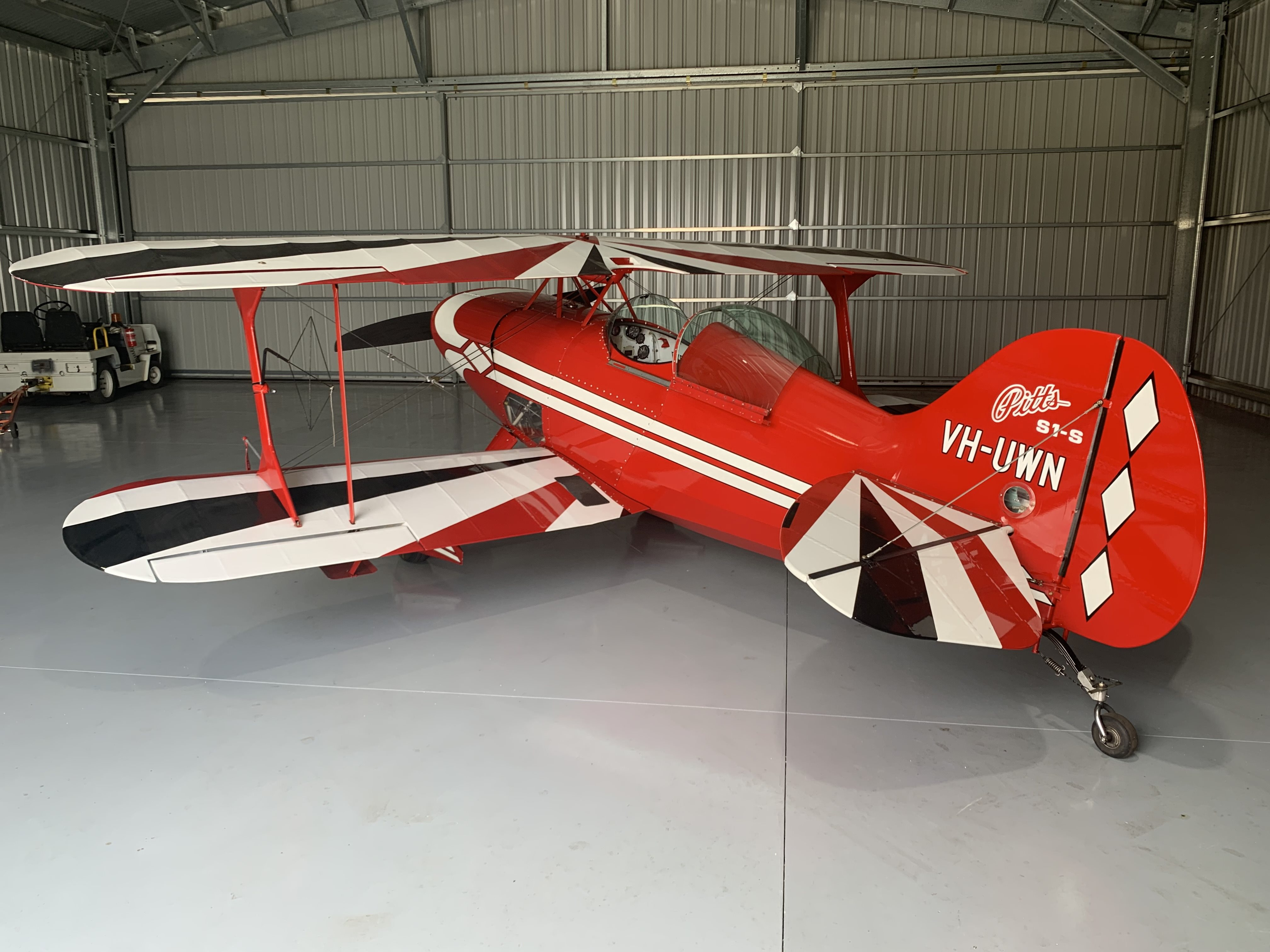 1976 Pitts Special Aircraft
