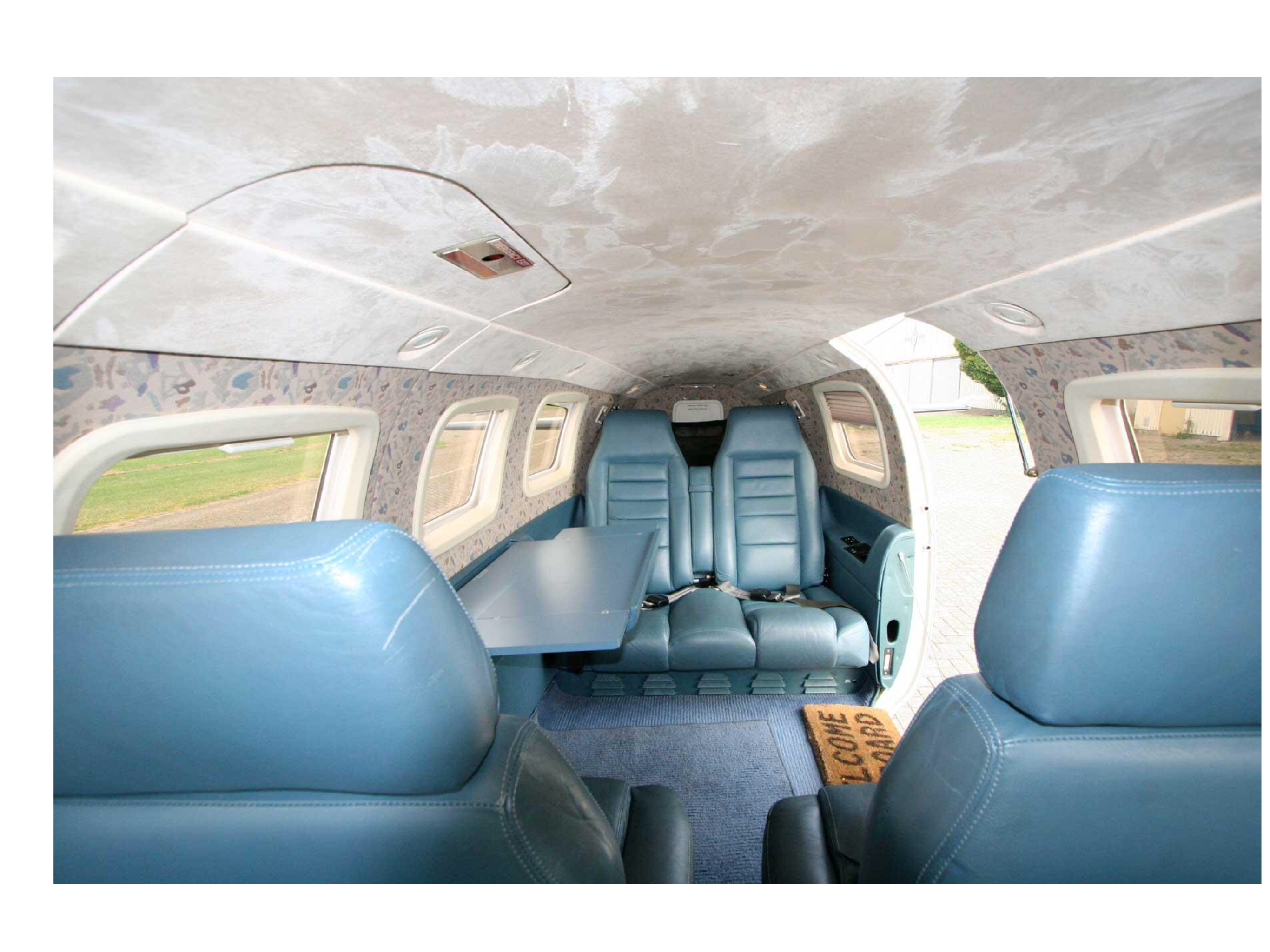 1996 Piper Malibu Mirage Aircraft