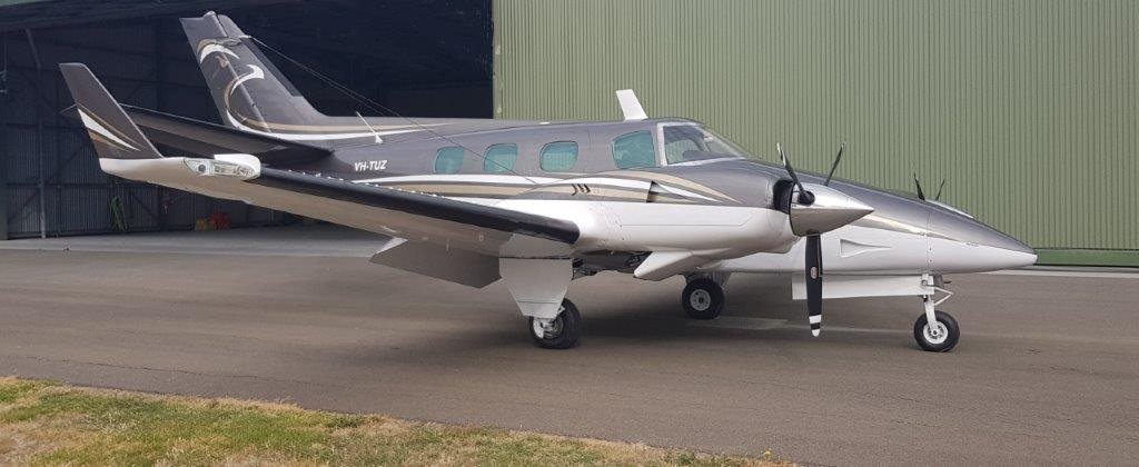 2020 Beechcraft Duke 60 Aircraft