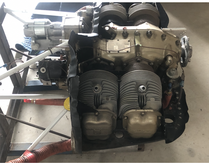 Engines Complete - Continental O-200-A