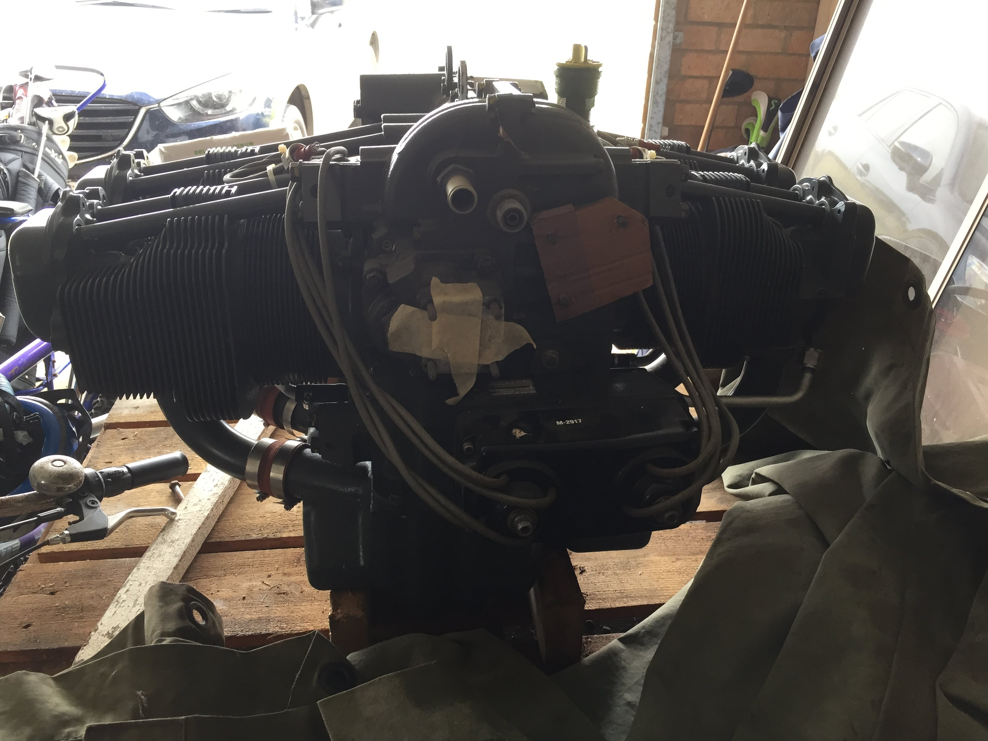 Engines Complete - Lycoming O-320-H2AD