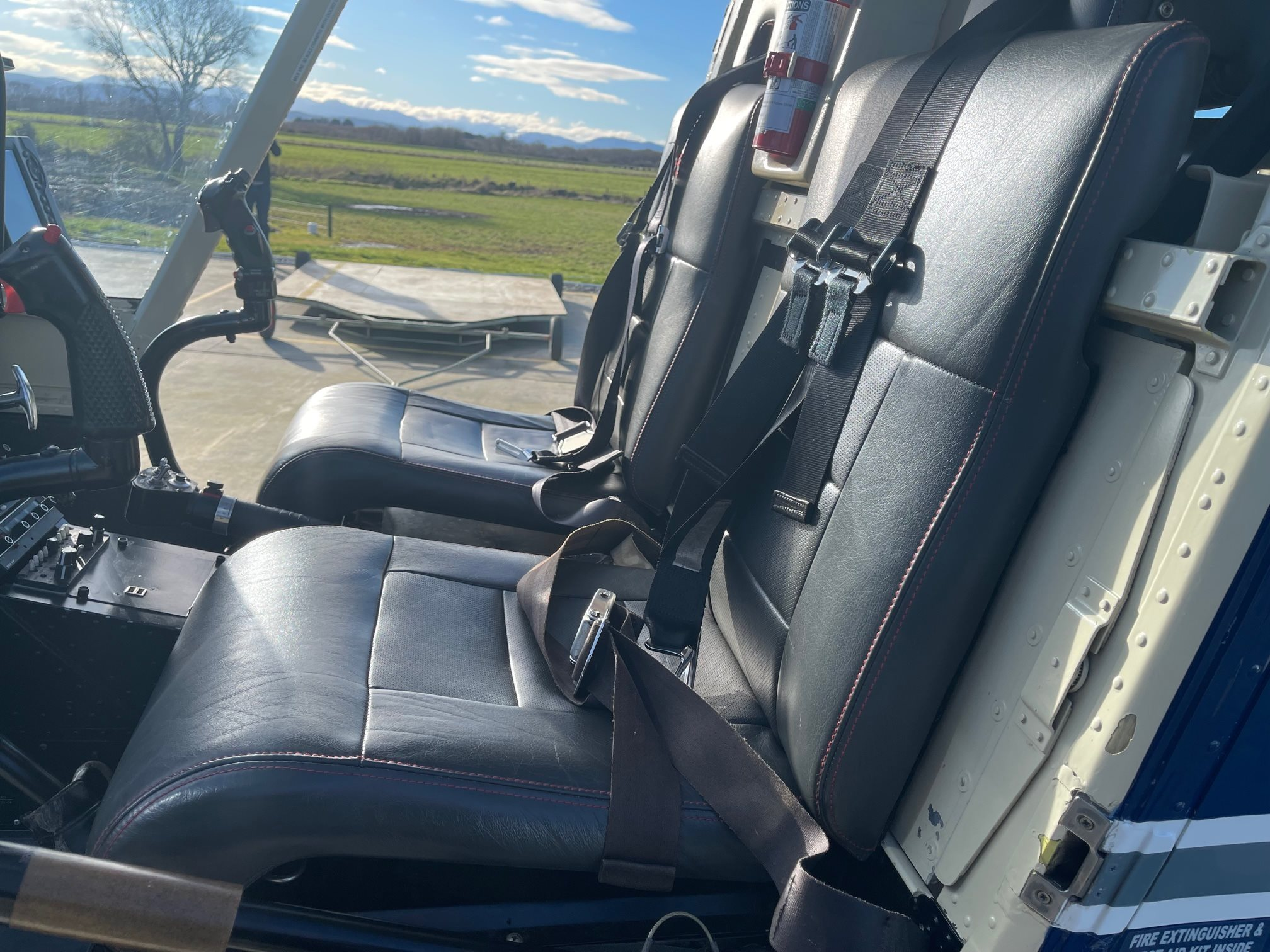 1981 Bell 206L with C30 Engine Upgrade
