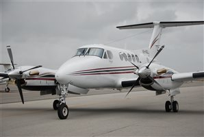 1982 Beechcraft King Air 200