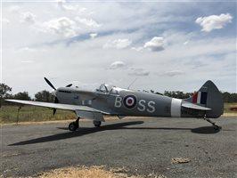 2010 Spitfire MK26B
