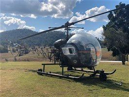 1950 Bell 47G2 Aircraft