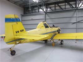 1981 Air Tractor 300-301  and a 1974 Ayres Corp S2R