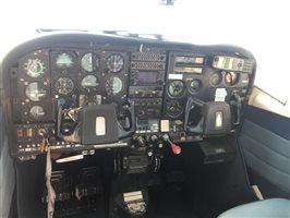 1973 Cessna U-206 Stationair Aircraft