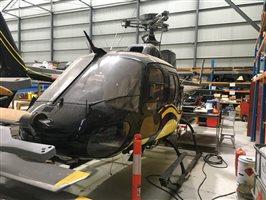 1984 Eurocopter AS 350 Aircraft