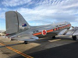 1944 McDonnell Douglas DC3 Aircraft
