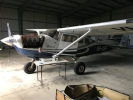 2008 Cessna 206 Stationair Aircraft