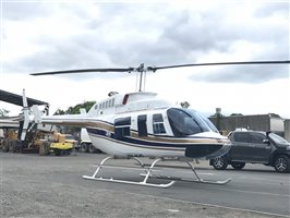 1981 Bell 206L Long Ranger