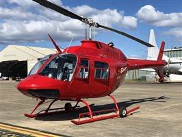 1978 Bell 206B III Aircraft