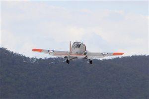 1956 Winjeel CA-25 Aircraft