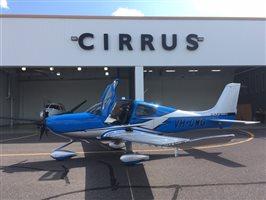 2019 Cirrus SR22 G6 GST Carbon