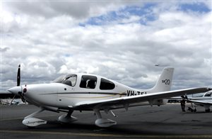 2014 Cirrus SR20 Aircraft