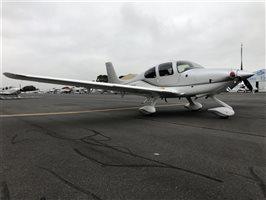 2018 Cirrus SR22 Aircraft