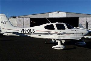 2009 Cirrus SR22 G3 GTS