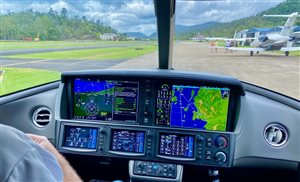 2019 Cirrus SF50 Vision Jet G2