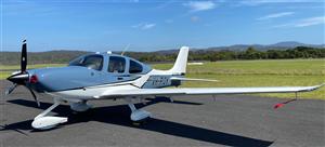 2019 Cirrus SR22 Aircraft