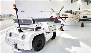Ground Support Equipment - Aircraft Tug