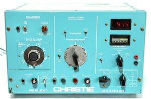 Ground Support Equipment - Christie RF80H Reflex Aircraft NiCd Battery
