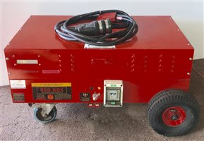 Ground Support Equipment - Red Box TC300050-8 28V Portable Aircraft Power
