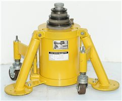 Ground Support Equipment - Columbus RE Atkinson Malabar 12-3-14 12 Ton Aircra