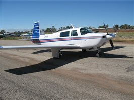 1984 Mooney Mark 20 J
